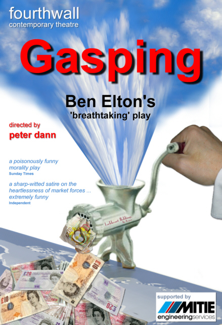 Gasping poster